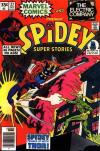 Spidey Super Stories #27 comic books - cover scans photos Spidey Super Stories #27 comic books - covers, picture gallery