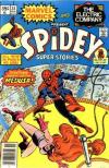 Spidey Super Stories #28 comic books - cover scans photos Spidey Super Stories #28 comic books - covers, picture gallery