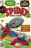 Spidey Super Stories #29 comic books - cover scans photos Spidey Super Stories #29 comic books - covers, picture gallery