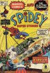 Spidey Super Stories #3 comic books - cover scans photos Spidey Super Stories #3 comic books - covers, picture gallery