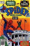Spidey Super Stories #30 Comic Books - Covers, Scans, Photos  in Spidey Super Stories Comic Books - Covers, Scans, Gallery