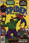 Spidey Super Stories #33 comic books - cover scans photos Spidey Super Stories #33 comic books - covers, picture gallery