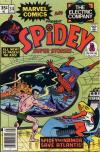 Spidey Super Stories #34 comic books - cover scans photos Spidey Super Stories #34 comic books - covers, picture gallery