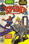 Spidey Super Stories #35 comic books - cover scans photos Spidey Super Stories #35 comic books - covers, picture gallery