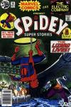 Spidey Super Stories #36 comic books - cover scans photos Spidey Super Stories #36 comic books - covers, picture gallery