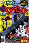 Spidey Super Stories #37 comic books - cover scans photos Spidey Super Stories #37 comic books - covers, picture gallery