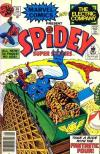 Spidey Super Stories #38 comic books - cover scans photos Spidey Super Stories #38 comic books - covers, picture gallery