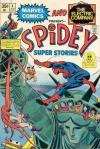 Spidey Super Stories #4 comic books - cover scans photos Spidey Super Stories #4 comic books - covers, picture gallery