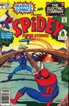 Spidey Super Stories #40 comic books - cover scans photos Spidey Super Stories #40 comic books - covers, picture gallery