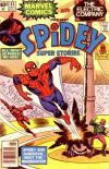 Spidey Super Stories #43 comic books - cover scans photos Spidey Super Stories #43 comic books - covers, picture gallery
