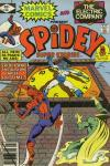Spidey Super Stories #44 comic books - cover scans photos Spidey Super Stories #44 comic books - covers, picture gallery
