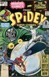 Spidey Super Stories #45 comic books - cover scans photos Spidey Super Stories #45 comic books - covers, picture gallery