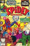 Spidey Super Stories #46 comic books - cover scans photos Spidey Super Stories #46 comic books - covers, picture gallery