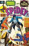 Spidey Super Stories #47 comic books - cover scans photos Spidey Super Stories #47 comic books - covers, picture gallery