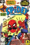 Spidey Super Stories #49 comic books - cover scans photos Spidey Super Stories #49 comic books - covers, picture gallery