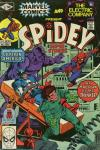 Spidey Super Stories #51 comic books - cover scans photos Spidey Super Stories #51 comic books - covers, picture gallery