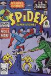 Spidey Super Stories #52 comic books - cover scans photos Spidey Super Stories #52 comic books - covers, picture gallery