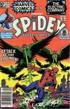 Spidey Super Stories #54 comic books - cover scans photos Spidey Super Stories #54 comic books - covers, picture gallery