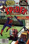 Spidey Super Stories #55 comic books - cover scans photos Spidey Super Stories #55 comic books - covers, picture gallery