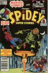 Spidey Super Stories #56 comic books - cover scans photos Spidey Super Stories #56 comic books - covers, picture gallery