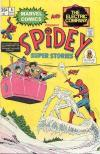 Spidey Super Stories #6 comic books - cover scans photos Spidey Super Stories #6 comic books - covers, picture gallery
