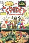 Spidey Super Stories #8 comic books - cover scans photos Spidey Super Stories #8 comic books - covers, picture gallery