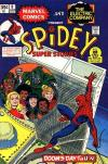 Spidey Super Stories #9 comic books - cover scans photos Spidey Super Stories #9 comic books - covers, picture gallery