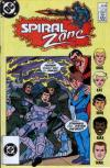 Spiral Zone comic books