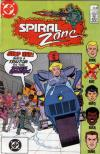 Spiral Zone #2 Comic Books - Covers, Scans, Photos  in Spiral Zone Comic Books - Covers, Scans, Gallery