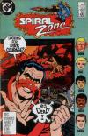 Spiral Zone #3 Comic Books - Covers, Scans, Photos  in Spiral Zone Comic Books - Covers, Scans, Gallery