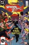 Spiral Zone #4 Comic Books - Covers, Scans, Photos  in Spiral Zone Comic Books - Covers, Scans, Gallery