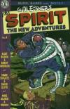 Spirit: The New Adventures #4 comic books - cover scans photos Spirit: The New Adventures #4 comic books - covers, picture gallery