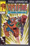 Spitfire and the Troubleshooters comic books