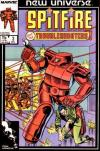 Spitfire and the Troubleshooters #3 comic books - cover scans photos Spitfire and the Troubleshooters #3 comic books - covers, picture gallery