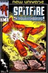 Spitfire and the Troubleshooters #4 comic books - cover scans photos Spitfire and the Troubleshooters #4 comic books - covers, picture gallery