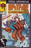 Spitfire and the Troubleshooters #5 comic books - cover scans photos Spitfire and the Troubleshooters #5 comic books - covers, picture gallery