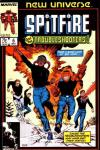 Spitfire and the Troubleshooters #6 comic books - cover scans photos Spitfire and the Troubleshooters #6 comic books - covers, picture gallery