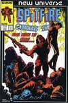Spitfire and the Troubleshooters #7 comic books - cover scans photos Spitfire and the Troubleshooters #7 comic books - covers, picture gallery