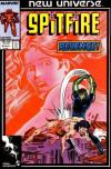 Spitfire and the Troubleshooters #8 comic books - cover scans photos Spitfire and the Troubleshooters #8 comic books - covers, picture gallery
