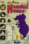 Spooky Haunted House #2 Comic Books - Covers, Scans, Photos  in Spooky Haunted House Comic Books - Covers, Scans, Gallery
