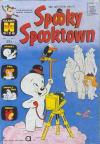 Spooky Spooktown comic books