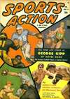 Sports Action comic books