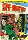 Spy-Hunters #15 Comic Books - Covers, Scans, Photos  in Spy-Hunters Comic Books - Covers, Scans, Gallery