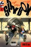 Spyboy #6 comic books - cover scans photos Spyboy #6 comic books - covers, picture gallery