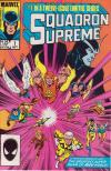 Squadron Supreme comic books