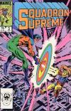 Squadron Supreme #3 comic books for sale