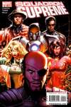 Squadron Supreme #5 comic books - cover scans photos Squadron Supreme #5 comic books - covers, picture gallery