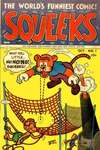 Squeeks comic books