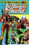 Stainless Steel Rat #1 comic books - cover scans photos Stainless Steel Rat #1 comic books - covers, picture gallery