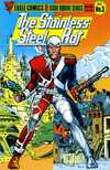 Stainless Steel Rat #3 comic books - cover scans photos Stainless Steel Rat #3 comic books - covers, picture gallery